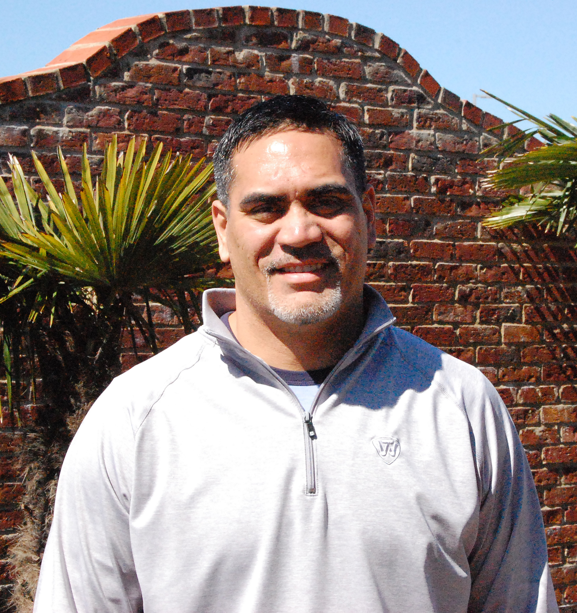 Kevin Mawae. Photo by Mark H. Hunter