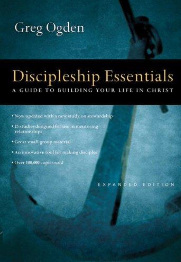 Parkview Baptist Men's Study - Topic:  Discipleship Essentials--A Guide to Building Your Life in Christ - Greg Ogden @ Parkview Baptist Church - Mission Cafe   Baton Rouge   Louisiana   United States